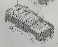 Ridgback.Urban patrol vehicle. Purpose and planning.